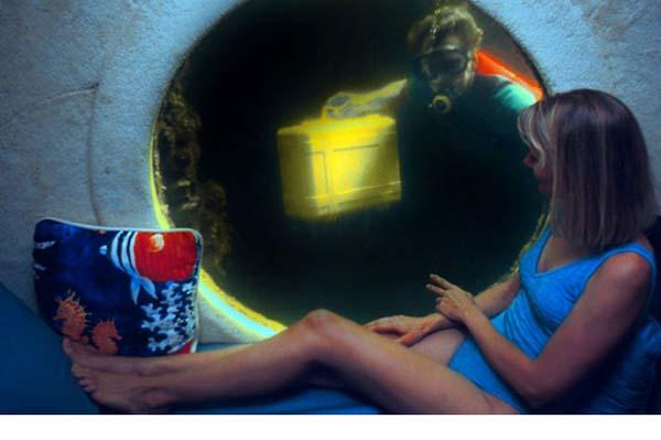 Under the sea Florida paradise