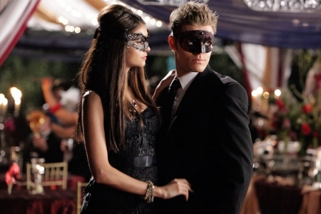 Vampire Diaries does Halloween
