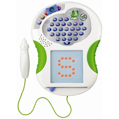 Leapfrog toy