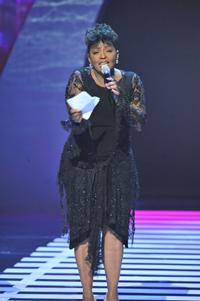 Aninta Baker at Soul Train Awards