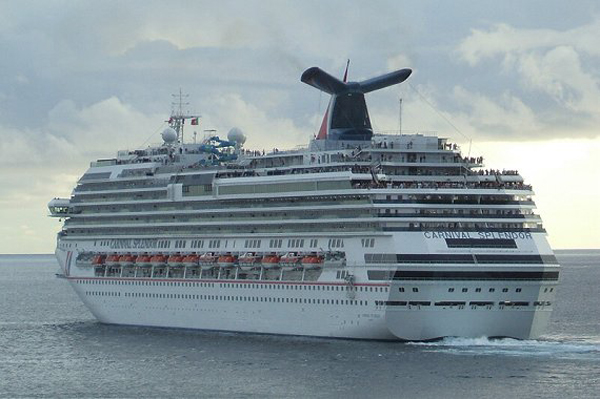 Carnival Splendor fire strands passengers off Mexican coast