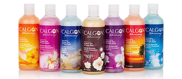 Calgon® Moisturizing Shower Gel & Foam Bath