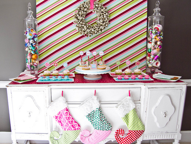 Spectacular Candy or Dessert Table - www.andersruff.etsy.com