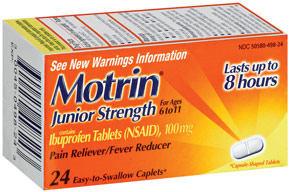 Motrin Junior Strength