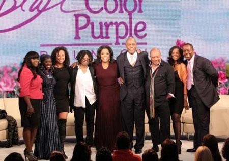 Oprah's Color Purple reunion