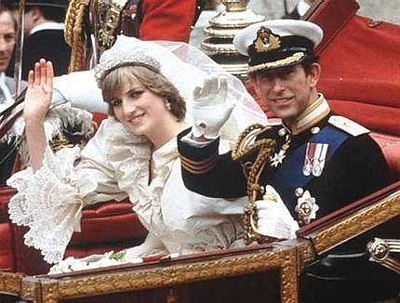 prince charles and princess diana wedding photos. Charles and Diana wedding