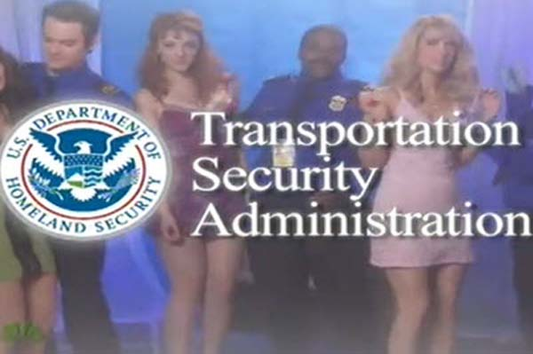 SNL TSA Skit pokes fun at airline security