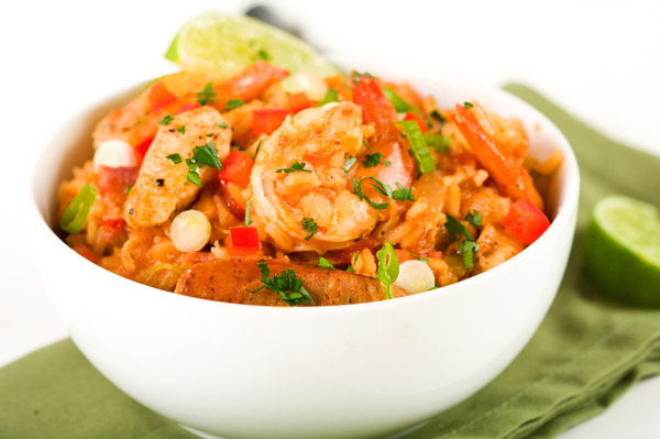 Shrimp Jambalaya Recipes — Dishmaps