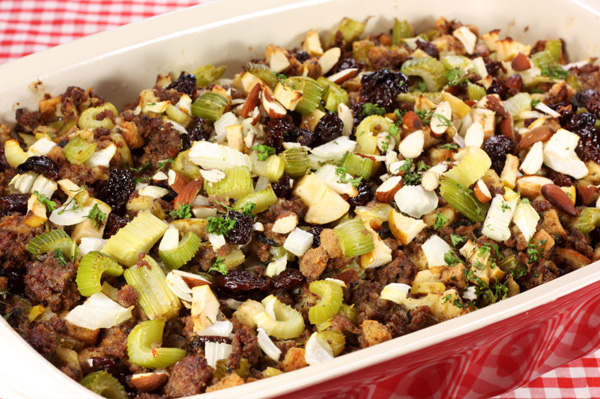 New and creative stuffing recipes