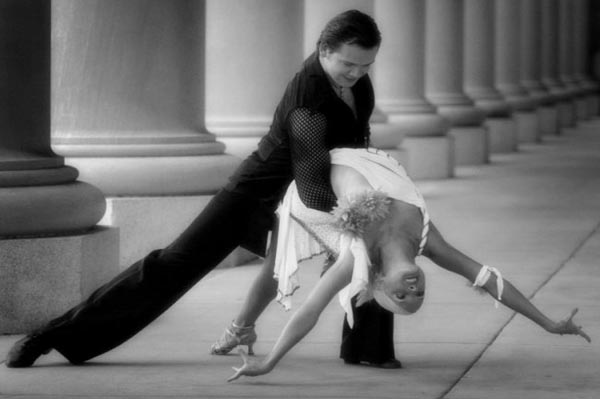 Ballroom dance studios make great gyms!