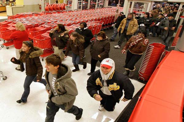 Black Friday: Let the chaos begin!