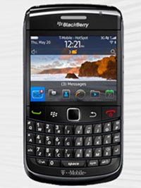 New BlackBerry rivals the iPhone