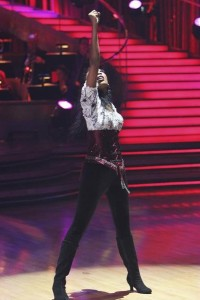 DWTS: Brandy goes home