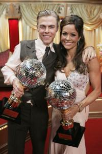 Brooke Burke wins DWTS