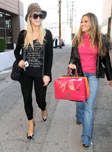 Paris Hilton, Brooke Mueller