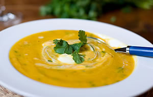 Parsnip Carrot Soup