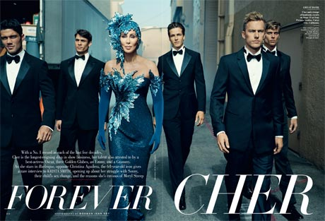 Cher Vanity Fair