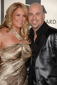 Chris Daughtry and wife Deanna