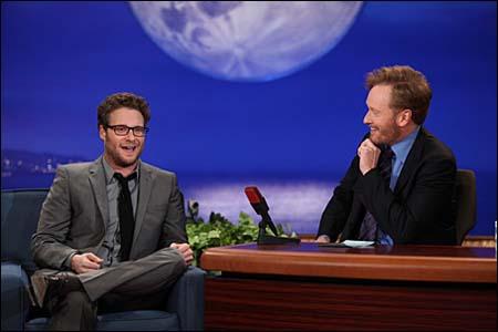 Conan O'Brien's new show a success!