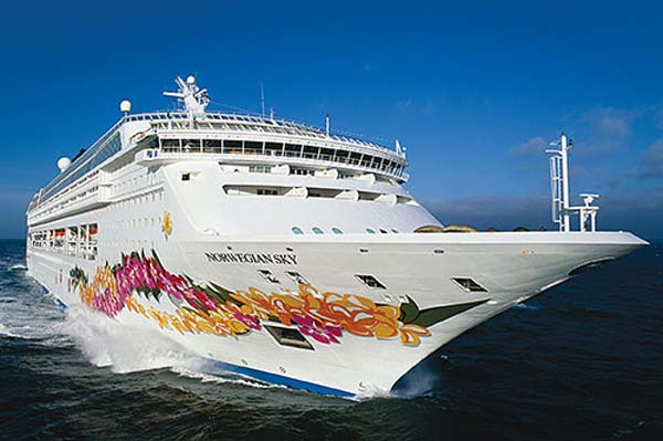 The Norwegian Sky is home to the third international Cougar Cruise