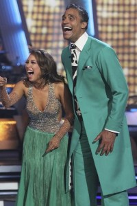 Dancing with the Stars Rick Fox