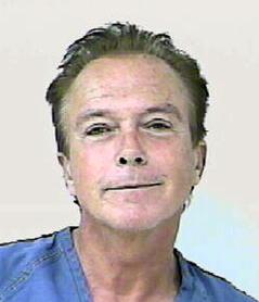 David Cassidy DUI arrest