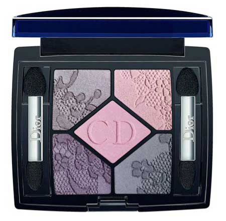 dior 5 coleurs eye shadow