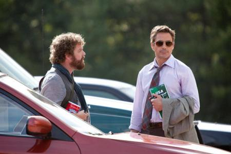 Galifianakis & Downey deliver