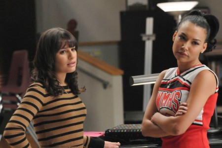 Glee: two weddings and a Burnett?
