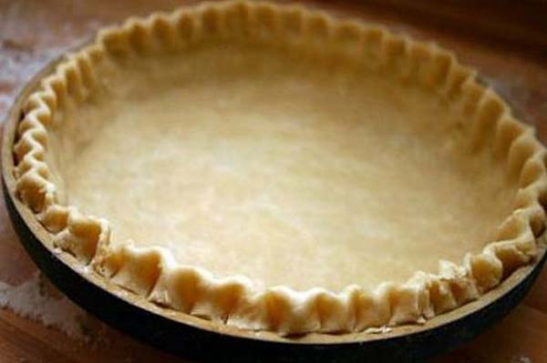 Gluten-free pie crust