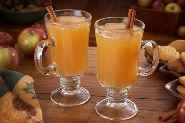 Warm Cinnamon Apple Pie Sipper
