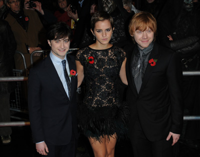 Emma Watson's red carpet look