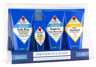 Jack Black's Performance Ready Gift Set