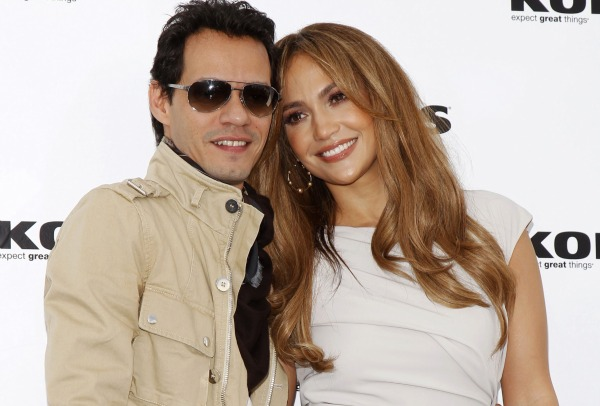 Marc Anthony and Jennifer Lopez for Kohl's