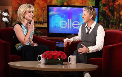 Kellly Osborne on Ellen