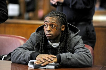 Lil Wayne In Jail Lil Wayne released from prison