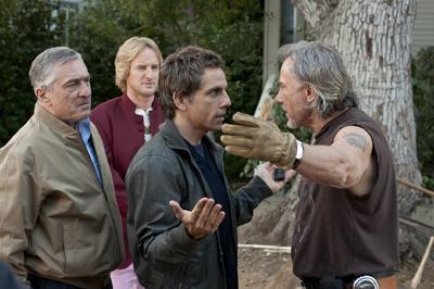 Stiller & De Niro return