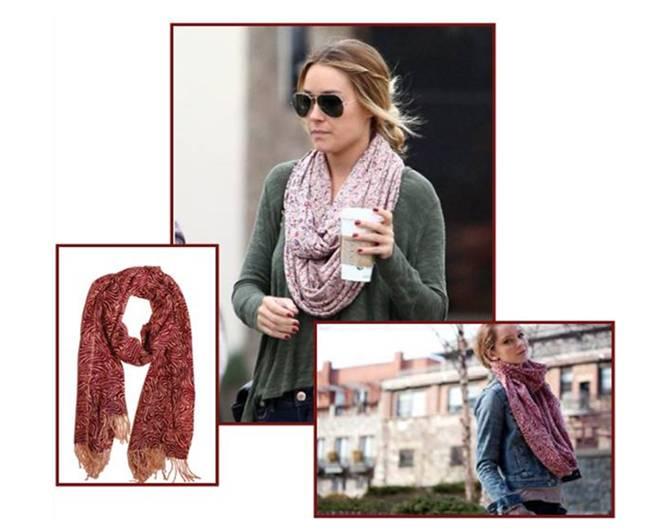 lauren conrad scarves