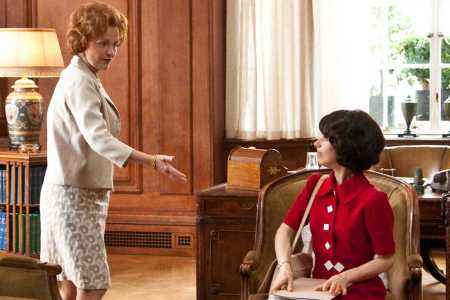 Miranda Richardson commands in Made in Dagenham
