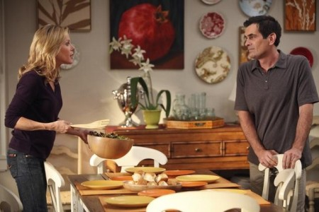 Modern Family marks Thanksgiving