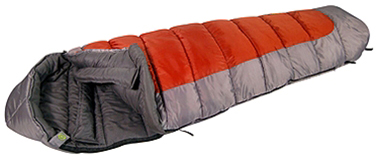 Yosemite Mummy sleeping bag