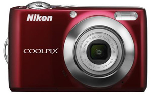 Nikon Coolpix L22 12.0 Megapixel Digital Camera