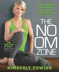 THE NO OM ZONE Yoga Book