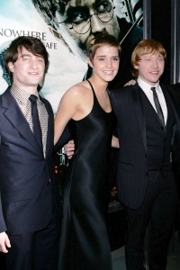 Harry Potter 7 cast