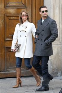 Ryan and Julianne's Paris trip