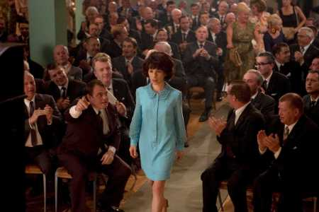Sally Hawkins makes her mark on Made in Dagenham