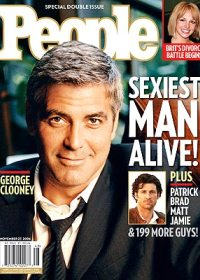 Sexiest man alive: A look back