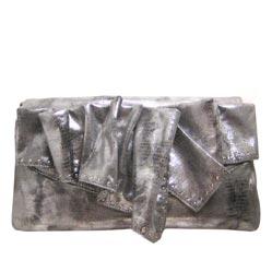 nine-west-silver-clutch