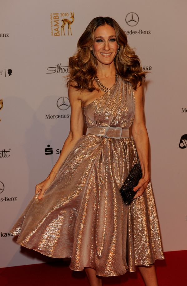 Sarah Jessica Parker - Judith Leiber Clutch