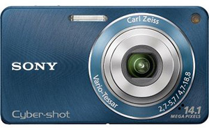 Sony Cyber-shot 14.1 Megapixel Digital Camera